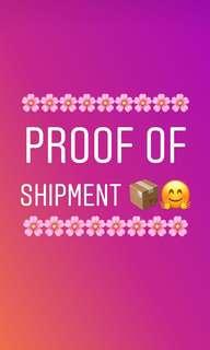 Shipped to Laguna