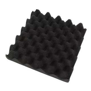 25x25x5cm Soundproofing Foam Egg Crate Studio Acoustic Foam Soundproofing