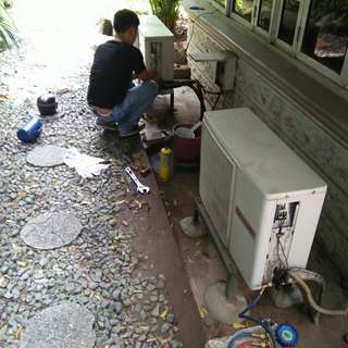 Aircon and refrigerator service
