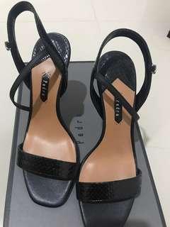 pedro heels masih baru size 35