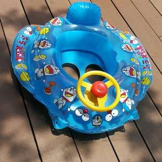 Doraemon Swimming Float