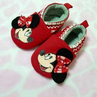 Baby Steps Soft Sole Crib Shoes