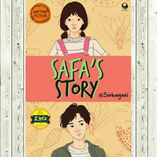 ebook ~ Safa's Story