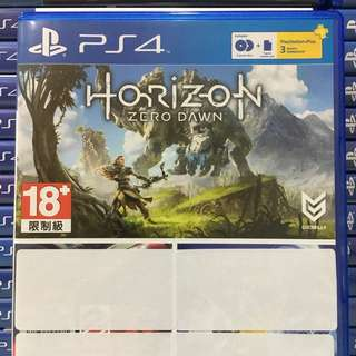 [PS4] Horizon Zero Dawn