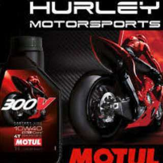 MOTUL RACING MOTOR OIL