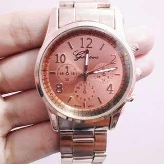 Jam Tangan Rose Gold