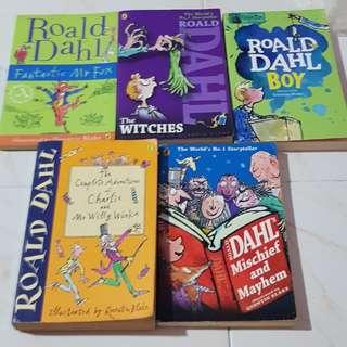 Roald Dahl Readers