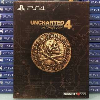 [PS4] Uncharted 4 (Special Edition)