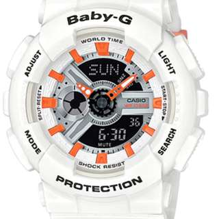 BabyG Watch BA-110PP-7A2DR