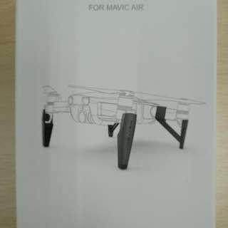 Mavic air landing gear extensions