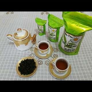 Teh hijau cap bintang bulan - green tea