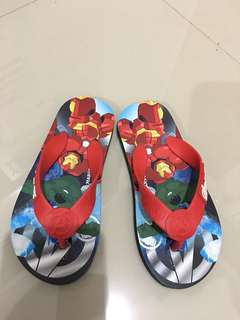 ‼️REPRICED❗️Avengers Slippers