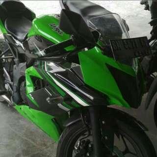 Motor ninja 4t