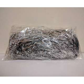 Bag of Silver Tinsel