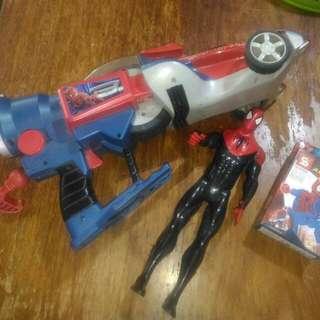 Spiderman .toys