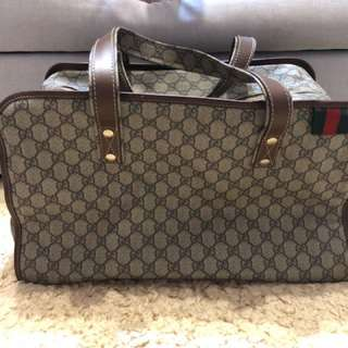 Gucci旅行袋