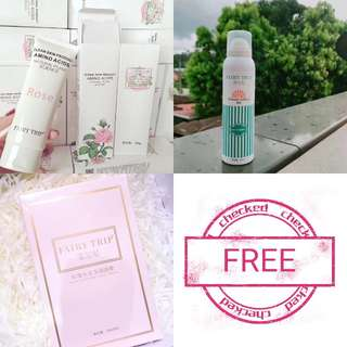 FAIRY TRIP MASK CLEARANCE (free gift worth up to sgd42)