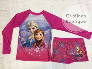 RASHGUARD FROZEN for KIDS