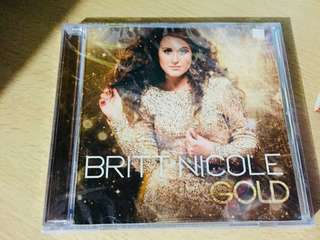 *Repriced* GOLD by Britt Nicole