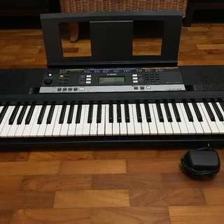 Yamaha Keyboard E243 - Good Condition
