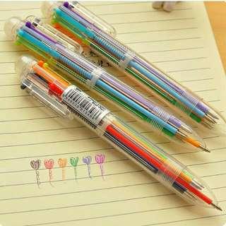 A24 pulpen warna
