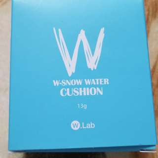 W.Lab水潤氣墊粉餅 #21