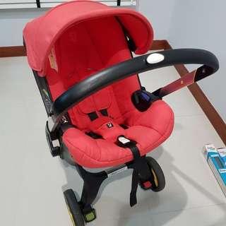 Doona Infant Carseat Stroller
