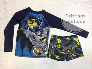 RASHGUARD BATMAN for KIDS