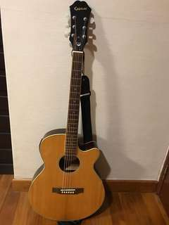 Epiphone Electric Acoustic PR-4e Guitar