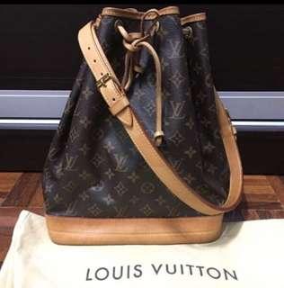 Louis Vuitton Noe Monogram