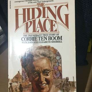 *Repriced* The Hiding Place * Corrie Ten Boom