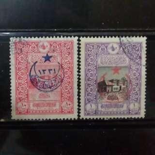 [lapyip1230] 噩圖曼土耳其帝國 1910年