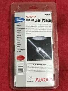 Aurora Ultra Slim Laser Pointer