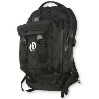 Electric Suppress Skateboard Backpack