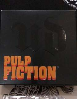 The Pulp Fiction Eyeshadow Palette