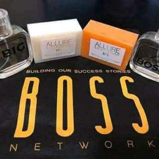 boss kojic soap