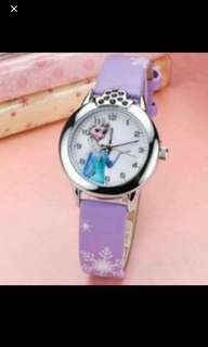 Instock Frozen kids watch Brand New Suitable For 2-12yrs old
