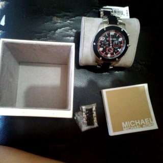 Mk Authentic Mens Watch