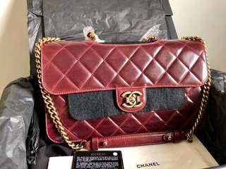 Chanel Perfect Edge Calfskin