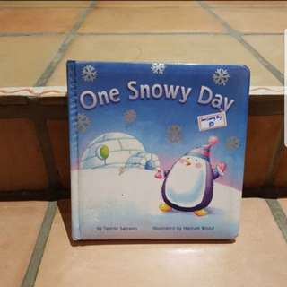 SALE! 'One Snowy Day'