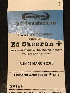 NEED GONE ASAP Ed Sheeran