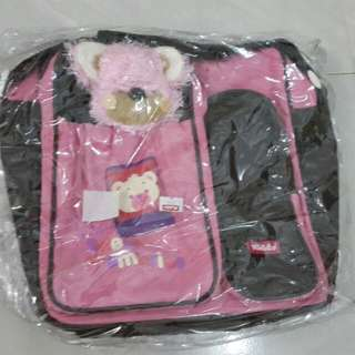 Tas diapers sling Kiddy ex kado