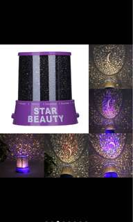LED stars projector