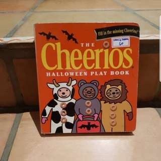 SALE! 'The Cheerios Halloween Play Book'