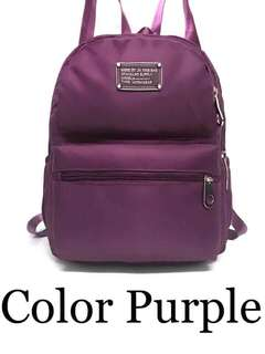 Back pack (5 compartments)