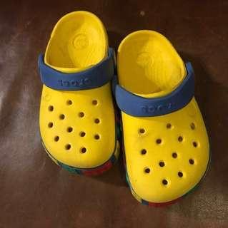 Crocs original baby (edisi Lego)