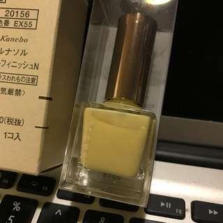 LUNASOL 指甲油 NAIL COLOR 10ml yellow