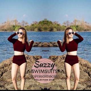 🌈SUZZY SWIMSUITS