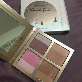 Sephora Winter Flush