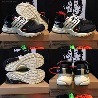 Nike Presto off white